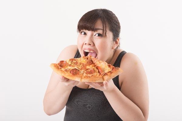 ストレスで太るはありえない!肥満の原因を理解してLet'sダイエット!