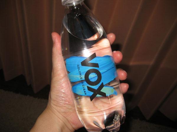 VOXヴォックス強炭酸水プレーンの最安値!炭酸充填量5.0が最高!