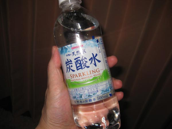 サンガリア炭酸水の最安値!とにかく安いと評判の伊賀の天然水です!